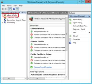 block ip address windows